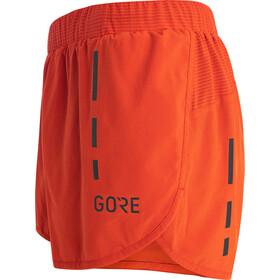 GORE WEAR Split Shorts Men, fireball